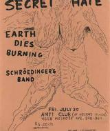 Anticlub, July 20, 1984