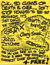 Bebop Records & Fine Art, May 21, 1983
