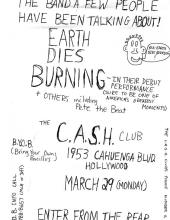 C.A.S.H., March 29, 1982 (first show)
